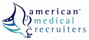 American Medical Recruiters Company Logo